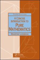 Cover image for A concise introduction to pure mathematics