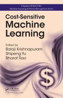Cover image for Cost-sensitive machine learning