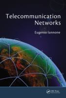 Cover image for Telecommunication networks
