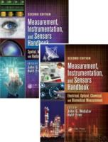 Cover image for Measurement, instrumentation, and sensors handbook : electromagnetic, optical, radiation, chemical, and biomedical measurement