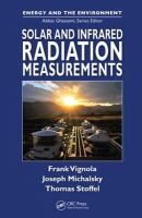 Cover image for Solar and infrared radiation measurements