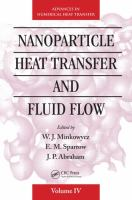 Cover image for Nanoparticle heat transfer and fluid flow
