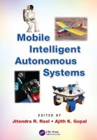Cover image for Mobile intelligent autonomous systems