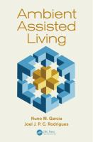Cover image for Ambient assisted living