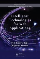 Cover image for Intelligent technologies for web applications