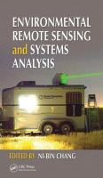 Cover image for Environmental remote sensing and systems analysis