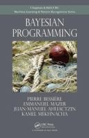 Cover image for Bayesian programming