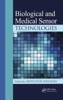 Cover image for Biological and medical sensor technologies