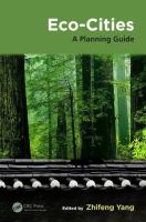 Cover image for Eco-cities : a planning guide