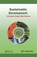 Cover image for Sustainable development : environment, energy and water resources
