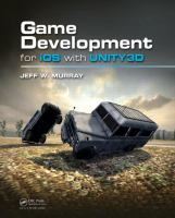 Cover image for Game development for iOS with Unity3D