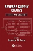 Cover image for Reverse supply chains : issues and analysis