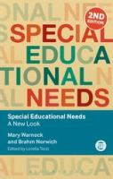 Cover image for Special educational needs : a new look