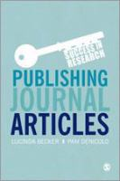 Cover image for Publishing journal articles