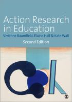 Cover image for Action research in education