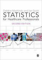 Cover image for Statistics for health care professionals :ban introduction