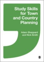 Cover image for Study skills for town and country planning