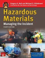 Cover image for Hazardous materials : managing the incident