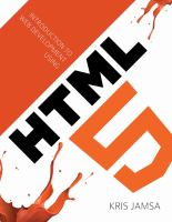 Cover image for Introduction to Web development using HTML 5