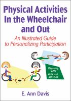 Cover image for Physical activities in the wheelchair and out