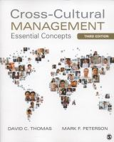 Cover image for Cross-cultural management : essential concepts