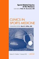 Cover image for Sports-related Injuries of the Meniscus