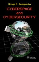 Cover image for Cyberspace and cybersecurity