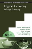 Cover image for Digital geometry in image processing