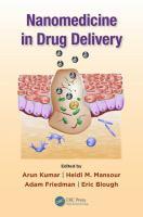 Cover image for Nanomedicine in drug delivery