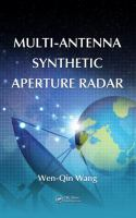 Cover image for Multi-antenna synthetic aperture radar