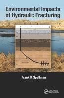 Cover image for Environmental impacts of hydraulic fracturing