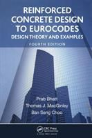 Cover image for Reinforced concrete design to eurocodes : design theory and examples
