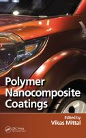 Cover image for Polymer nanocomposite coatings