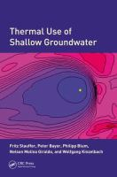 Cover image for Thermal use of shallow groundwater