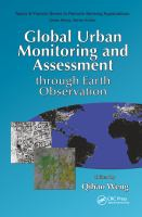 Cover image for Global urban monitoring and assessment through earth observation