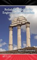 Cover image for Reliability models for engineers and scientists