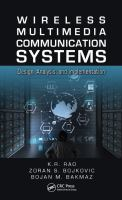 Cover image for Wireless multimedia communication systems : design, analysis, and implementation