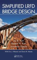 Cover image for Simplified LRFD bridge design