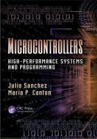 Cover image for Microcontrollers : high-performance systems and programming