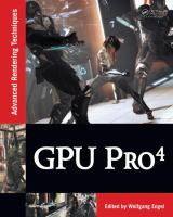 Cover image for GPU Pro 4 : advanced rendering techniques