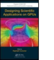 Cover image for Designing scientific applications on GPUs