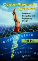 Cover image for Cyber-physical systems : integrated computing and engineering design