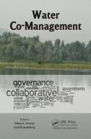 Cover image for Water co-management