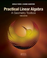 Cover image for Practical linear algebra : a geometry toolbox