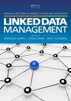 Cover image for Linked data management