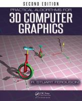 Cover image for Practical algorithms for 3D computer graphics