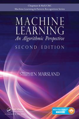 Cover image for Machine learning : an algorithmic perspective