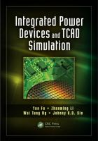 Cover image for Integrated power devices and TCAD simulation