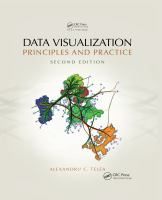 Cover image for Data visualization : principles and practice