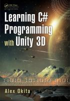 Cover image for Learning C# programming with Unity 3D